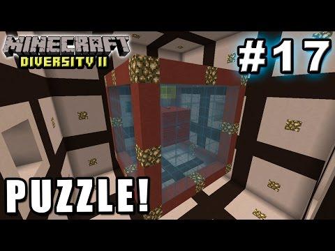 Portal En Minecraft??? | Puzzle - Viernes De Minecraft - Diversity Ii #17 video
