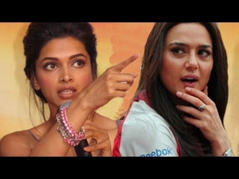 Deepika Padukone Reacts On Preity Zinta's Molestation Case video