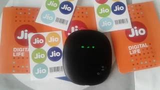 How to reset Reliance Jio 4G MiFi JioFi Device