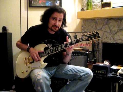 Bruce Kulick on Argentinian Shows w/Sebastian Gava