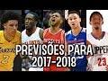 Minhas PREVISÕES Para Os PRÊMIOS Da NBA Parte 1 mp3