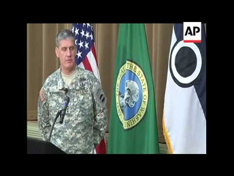 A U.S. official says the suspect in the killing of 16 Afghan civilians has been identified as Army S
