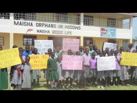 Oklahoma, We Are With You | A Message from Maisha International
