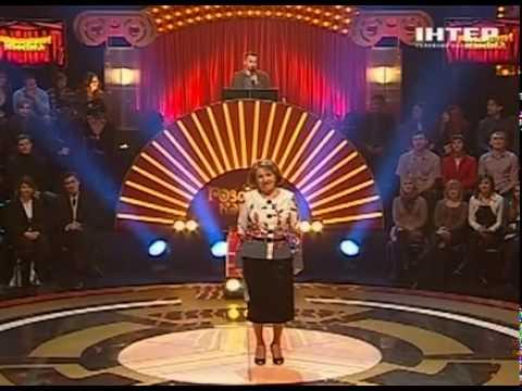 Урок юмора от учительницы украинского языка - Рассмеши комика - Интер