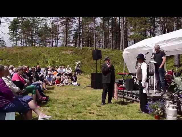 Kvinesdal Utvandrerfestival 2014 - Fjotlandsdagen