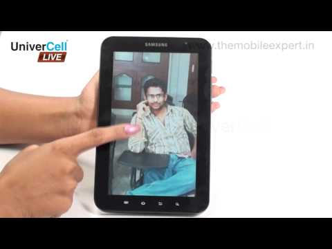 Samsung P1000 Galaxy Tab - UniverCell The Mobileexpert Reviews