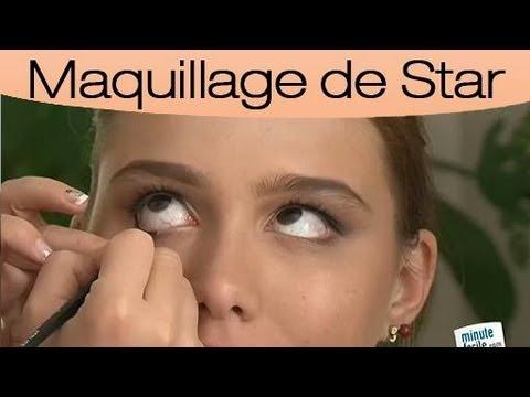 Maquillage d'Eva Longoria