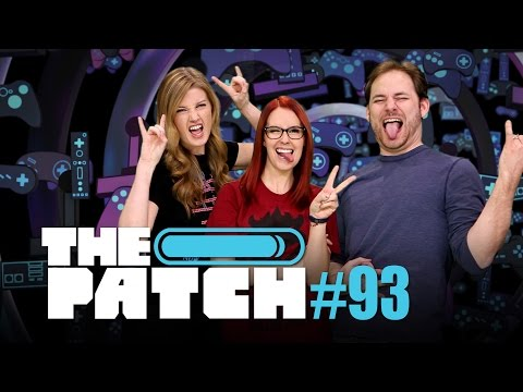 Vr Sex Pigeons Are The Future - The Patch #93 video
