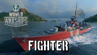 World of Warships - Fighter