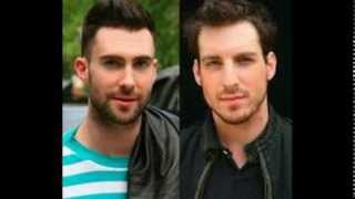 adam levine with his brother