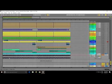 Nicky Romero & Stadiumx - Harmony (Fl Studio & Ableton Remake By Patrick Reed) + FLP