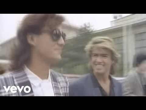 Wham! - Freedom (Official Video)