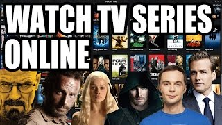 Watch TV Series Online. Free, Fast and in High Definition. Step by step Tutorial (1080p Video)