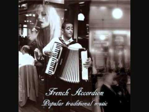О париж французский аккордеон