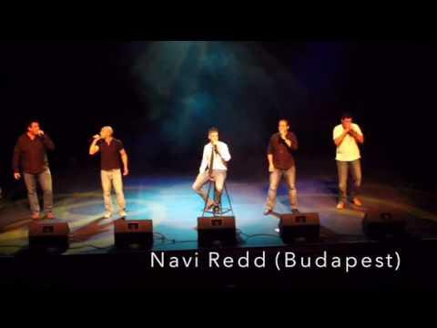 Navi Redd - Budapest , Live @ Atterbury Theatre
