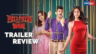 Pati Patni Aur Woh trailer| Kartik Aaryan, Bhumi pednekar and Ananya Panday's fun ride
