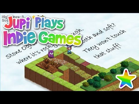 Jupi Plays Indie Games: Skyling: Garden Defense