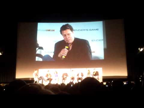 Gavin Hood Talks Casting Ender's Game