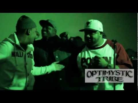 Op Tribe - 11-2-12 @ Marygolds PART 2 Feat. Killa Cal , Danny Boy and Day-O
