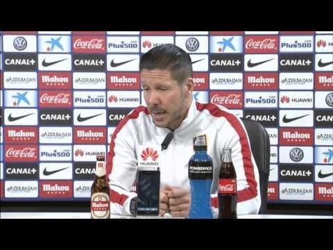 Diego Simeone: Fernando Torres und Mario Mandzukic in der Startelf! | Atletico Madrid - Granada
