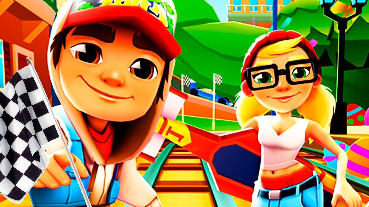 Subway Surfers Monaco Android Gameplay HD Video - YouTube