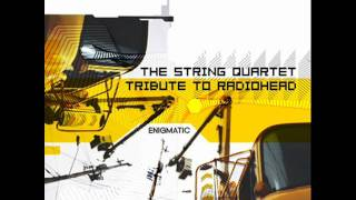 Motion Picture Soundtrack - The String Quartet Tribute to Radiohead
