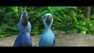 Rio Official Movie Trailer HD