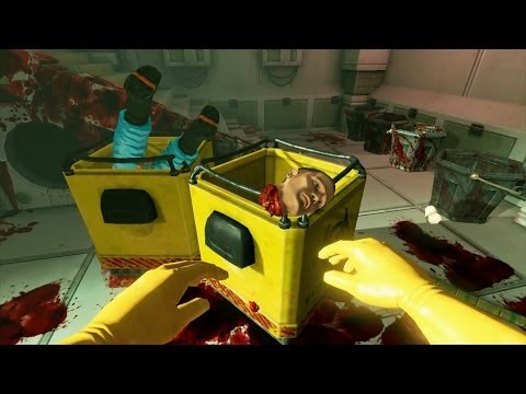 VISCERA CLEANUP DETAIL: JUEGO DIVERTIDO SIN SENTIDO
