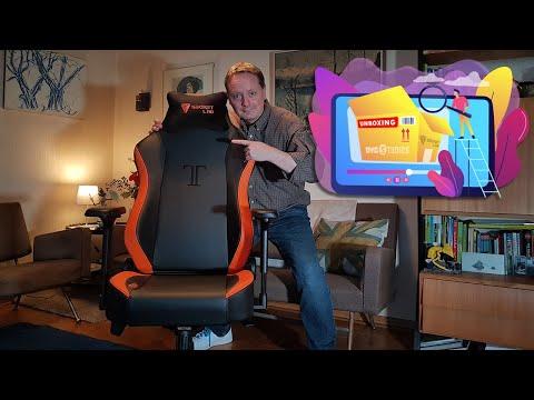 Secretlab Titan Chair: Unboxing & Review