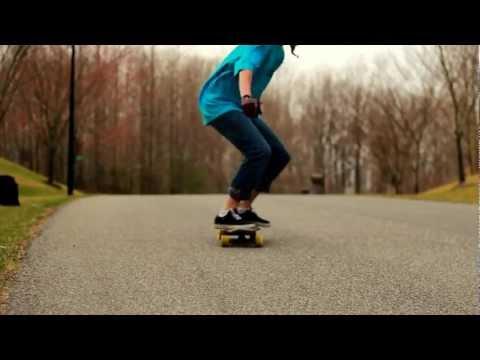 Longboarding: A Dollar A Day (solo edit)