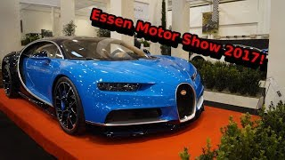 ESSEN MOTOR SHOW 2017 - HIGHLIGHTS!