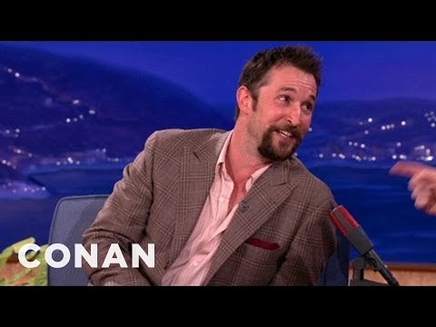 Noah Wyle's Failed Prank On Steven Spielberg