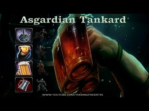 Marvel Avengers Alliance: The Asgardian Tankard (PVP Gameplay)