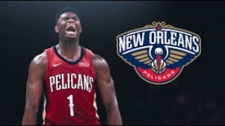 "Zion Williamson's Debut Highlights (Pelicans vs Knicks) - ""The London"""