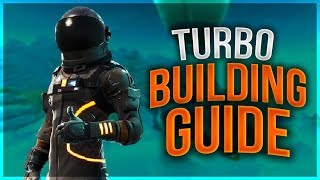 TURBO BUILDING MODE - Guide and Explanation (Fortnite Battle Royale)