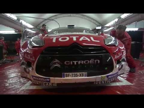 Citroën Racing - Rally Portugal 2016