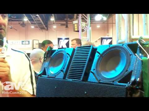InfoComm 2016: Alcons Audio Launches LR18 With Pro-Ribbon Technology