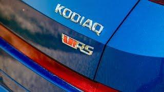 Skoda Kodiaq RS test PL Pertyn Ględzi