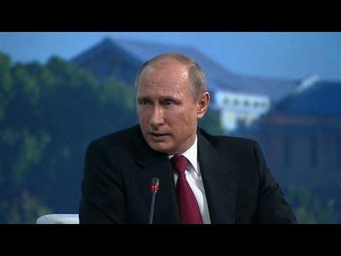 Putin Says He Will Respect Ukraine's Election