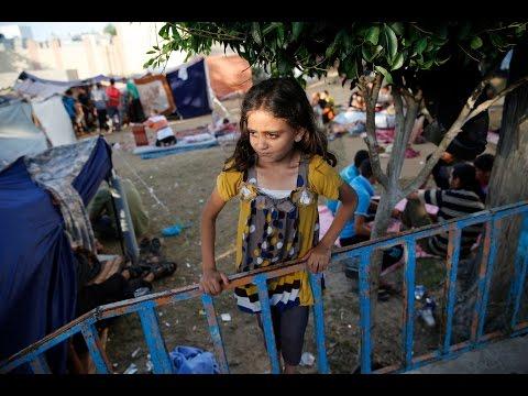 Israel and Hamas Accept Three-Day Humanitarian Truce