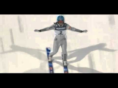 Ski jumping World Cup 2016 Ladies. Oslo. S. Opseth NOR