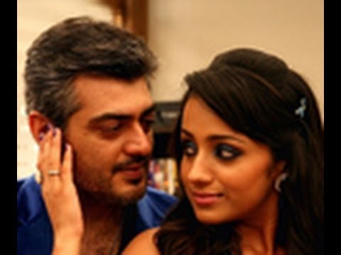 I acted because Iam an Ajith Fan: Trisha