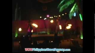 Boracay Fire Dancers - Boracay Beach - WOW Philippines Travel Agency