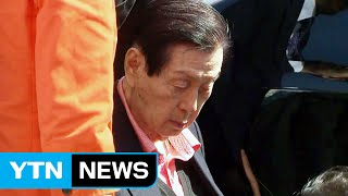 Lotte founder Shin Kyuk-Ho admitted for psychiatric test / YTN (Yes! Top News)