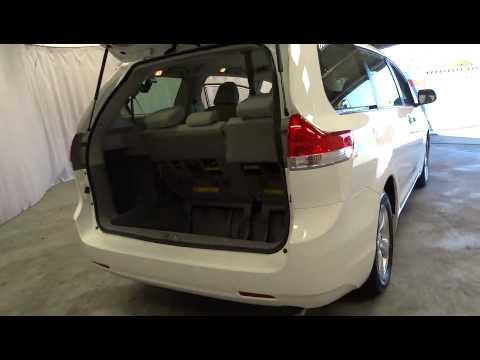 2014 Toyota Sienna Sunnyvale, San Jose, Palo Alto, Milpitas, Santa Clara, CA CP9038