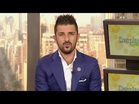 David Villa fue contratado en New York City FC