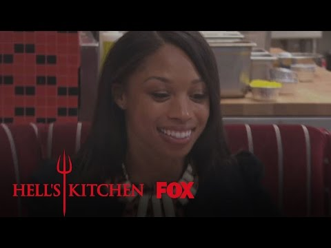 Olympian Allyson Felix Dines from