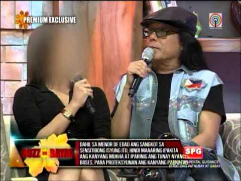 Freddie Aguilar sings Ipaglalaban Ko to GF