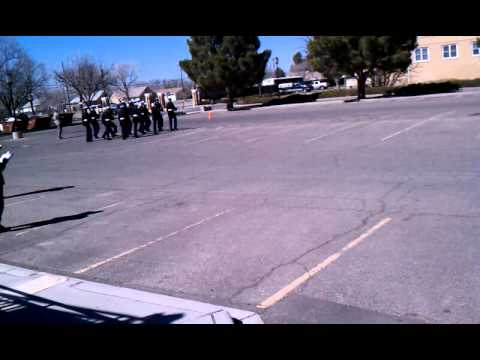 Rio Rancho High School JROTC Roswell NM 022512