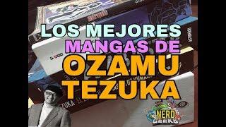Los mejores mangas de Osamu Tezuka | NerdGeeks